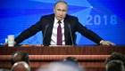 Putin habla de los peligros de una guerra nuclear