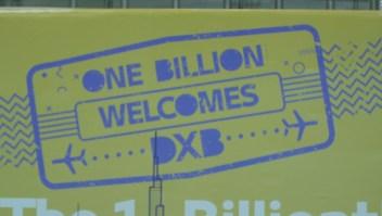 #LaCifraDelDía: 1.000 millones de pasajeros han pisado el aeropuerto de Dubai