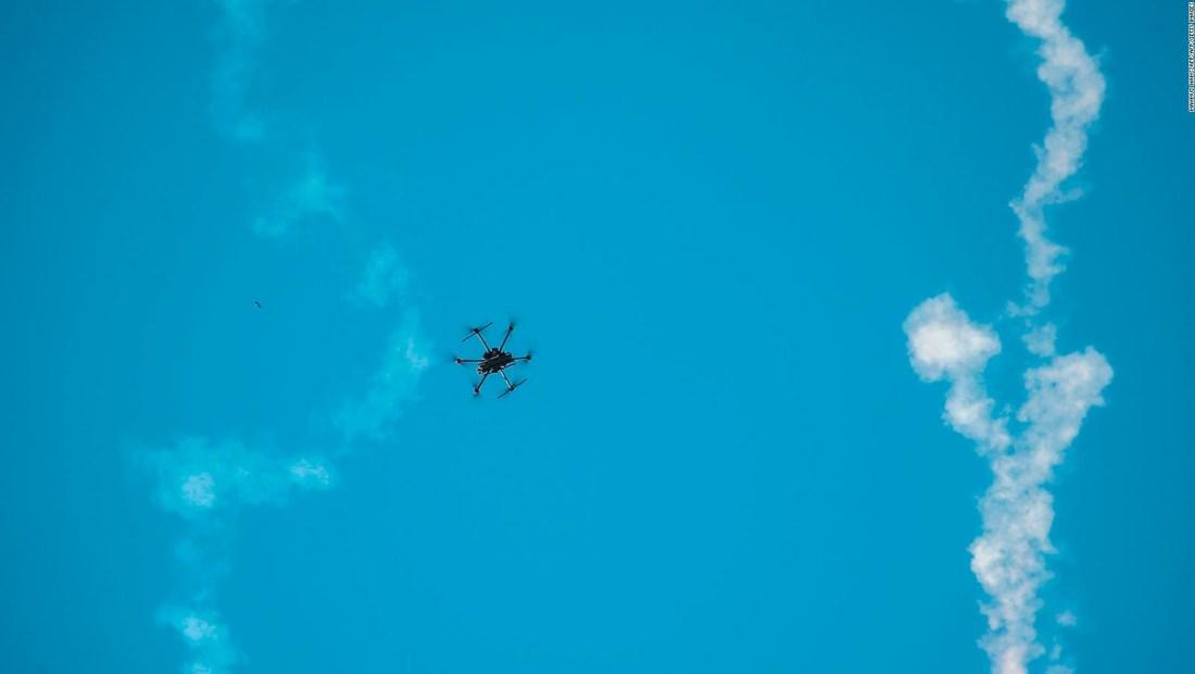 Drones al servicio de la salud