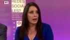 María Fernanda Silva dice que la forma de asfixiar al gobierno de Venezuela es económicamente