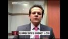 Pedro Pablo Marroquín cree que el presidente Jimmy Morales muestra síntomas de dictador