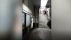 Se inunda el subte de la ciudad de Buenos Aires