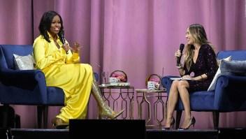 Michelle Obama es tendencia por su impactante atuendo