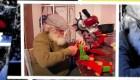 Conoce al Papá Noel argentino