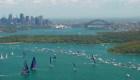 Minuto Rolex: Una de las carreras de vela más difíciles