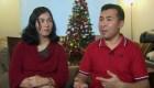 Lejos de la tragediadel Tsunami, una  familia de Indonesia tendrá una Navidad muy especial en Georgia, EE.UU.