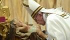 Misa del papa Francisco en Nochebuena desde el Vaticano