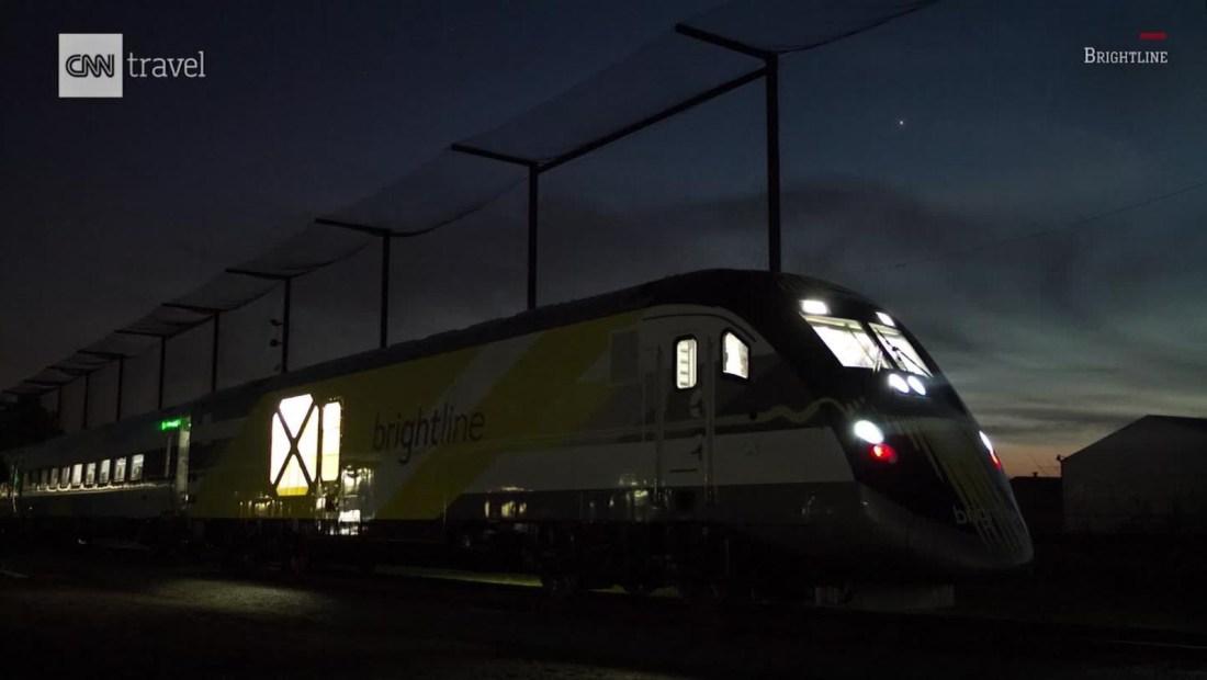 Los trenes de alta velocidad llegan a Estados Unidos