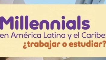 """Milénicos latinoamericanos, ¿a qué se dedican los llamados """"ninis""""?"""