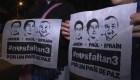 Familiares buscan la verdad sobre el secuestro y asesinato del equipo de El Comercio