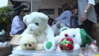 Hospital de peluches regala amor y alegría a niños venezolanos