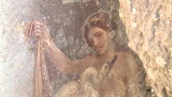 Nuevo hallazgo arqueológico en Pompeya reaviva el debate sobre la mitología griega