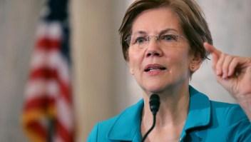 Demócrata Elizabeth Warren explora candidatura presidencial en el 2020