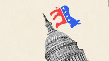 demócrata burro capitolio