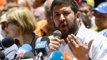 "Smolansky: ""Se ha roto la cadena de mando en Venezuela"""