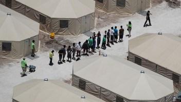 #CierreDirecto: Se desconoce la cifra oficial de niños separados de sus padres en la frontera sur de EE.UU.