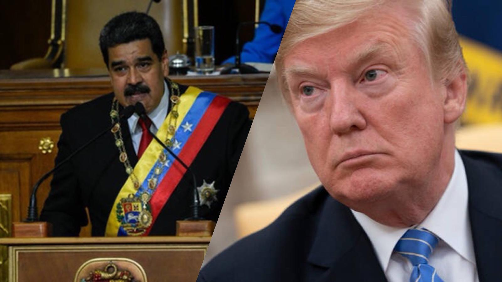 EE.UU. pide a Maduro una transición pacifica