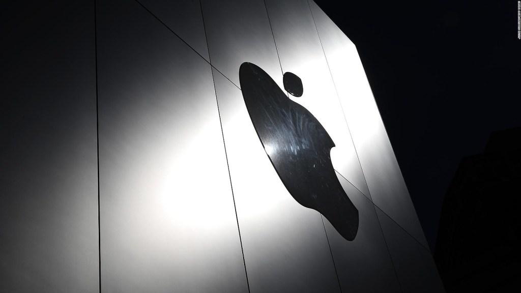 Apple reporta menos en venta y ganancias