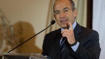 Felipe Calderón responde a las acusaciones en su contra