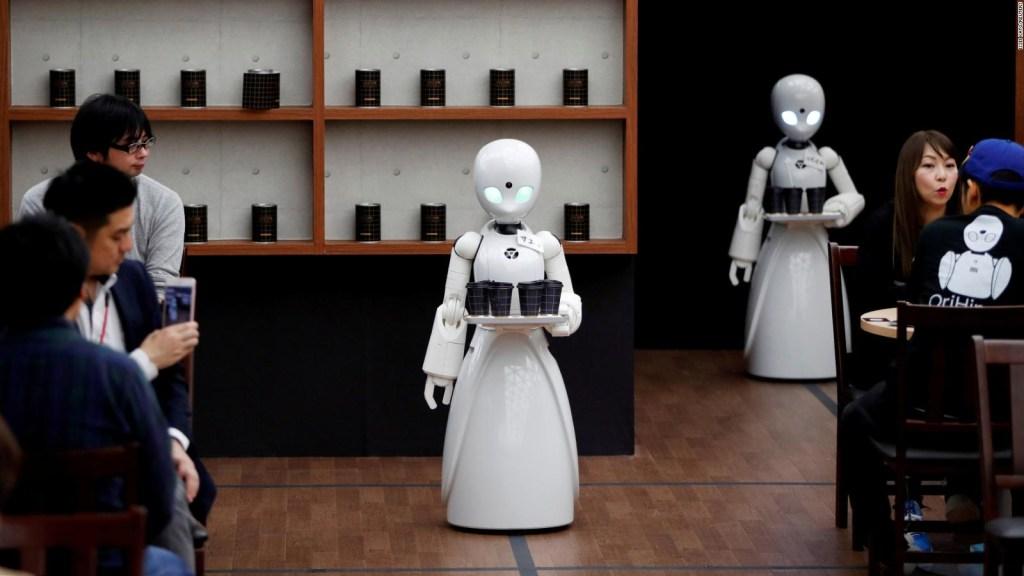 Los robots, ¿están matando los trabajos?
