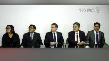 #MinutoCNN: Remueven a fiscales que investigaban caso Odebrecht en Perú