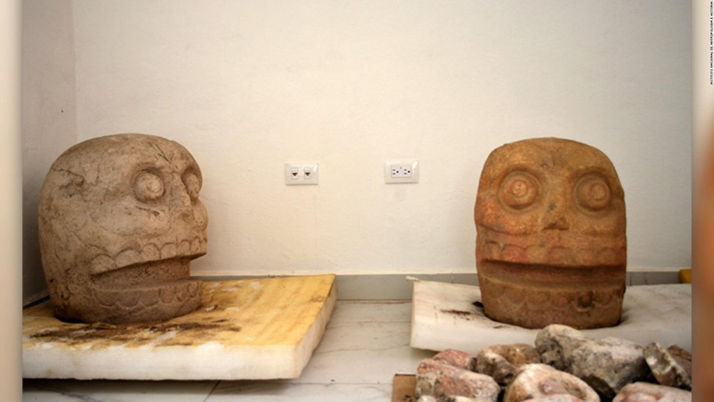 Asombroso hallazgo arqueológico en México