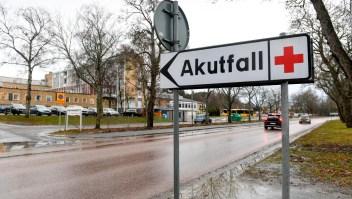 Posible caso de ébola en Suecia