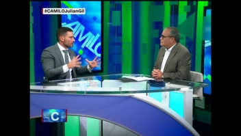 Julián Gil reacciona ante la propuesta de la ministra de Familia de Brasil