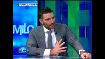"""Julián Gil responde al cuestionario de Camilo en """"la otra entrevista"""""""