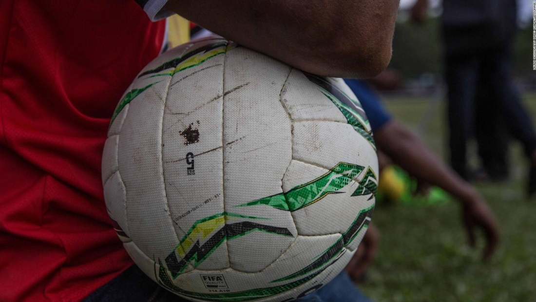 Fútbol: la terapia de los refugiados sirios en Jordania