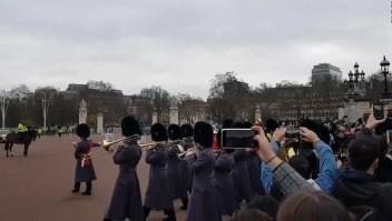 "La Guardia Real de Inglaterra tocó ""Bohemian Rhapsody"""