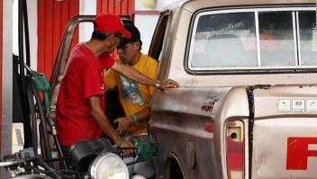 Compras de pánico por desabastecimiento de gasolina en México