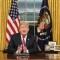 ¿Fue contradictorio el discurso de Trump sobre migración?
