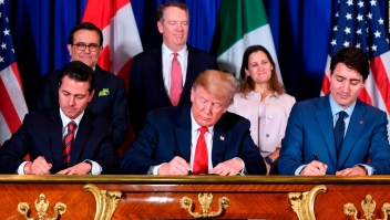 ¿Responderá el T-MEC a las necesidades económicas de México, EE. UU. y Canadá?