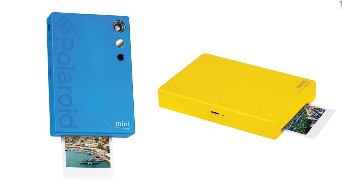 Mint, lo nuevo de Polaroid