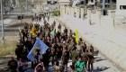 Milicias kurdas: ¿debilitadas sin EE. UU. En Siria?