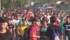 De Honduras saldrá otra caravana de migrantes