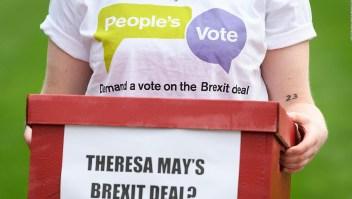 ¿Castiga la Unión Europea a Gran Bretaña por el brexit?