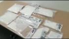Personal de vuelo contrabandeó millones en heroína y metanfetaminas