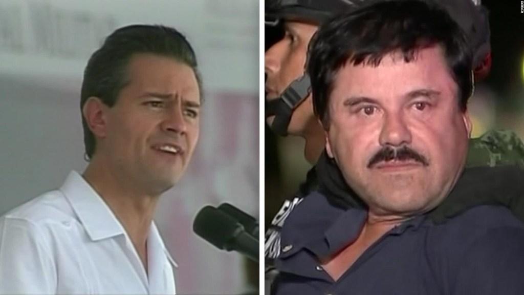 """Vicente Fox ofrece su opinión sobre los """"soplones"""" en el caso de """"El Chapo"""""""