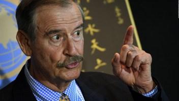 Vicente Fox: AMLO es pan y circo