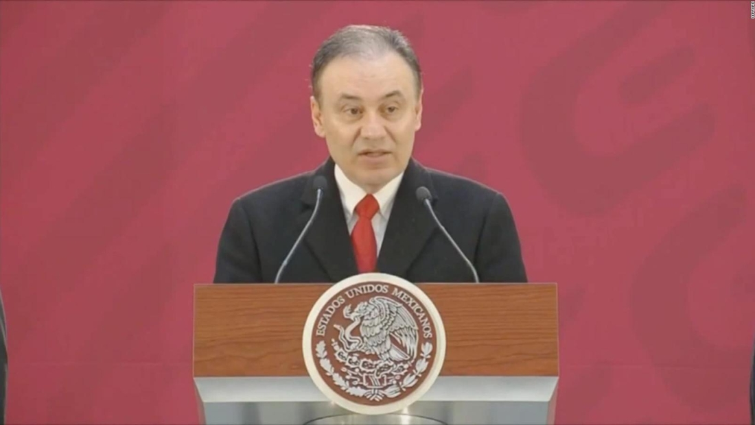 Gobernación presenta culpables por huachicoleo en México