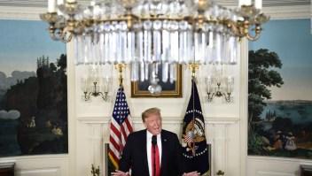 Trump hace una oferta para terminar con el cierre del Gobierno
