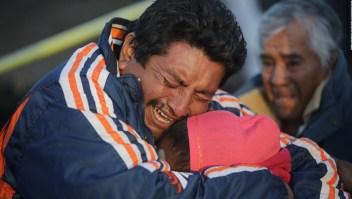 """Familiares de víctimas en Hidalgo: """"Aquí siempre ha existido el """"huachicol"""""""