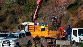 España: continúan las labores de rescate del pequeño Julen