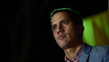 """Guaidó: """"Estamos viviendo una dictadura"""""""
