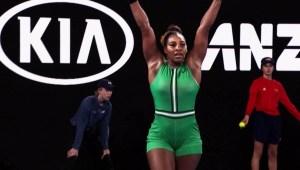 Serena eliminó a Halep en octavos