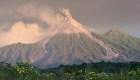 Guatemala en alerta por volcán de Fuego