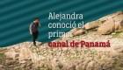 Conoce el primer canal de Panamá