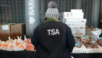 Nueva York ayuda a los trabajadores federales sin sueldo